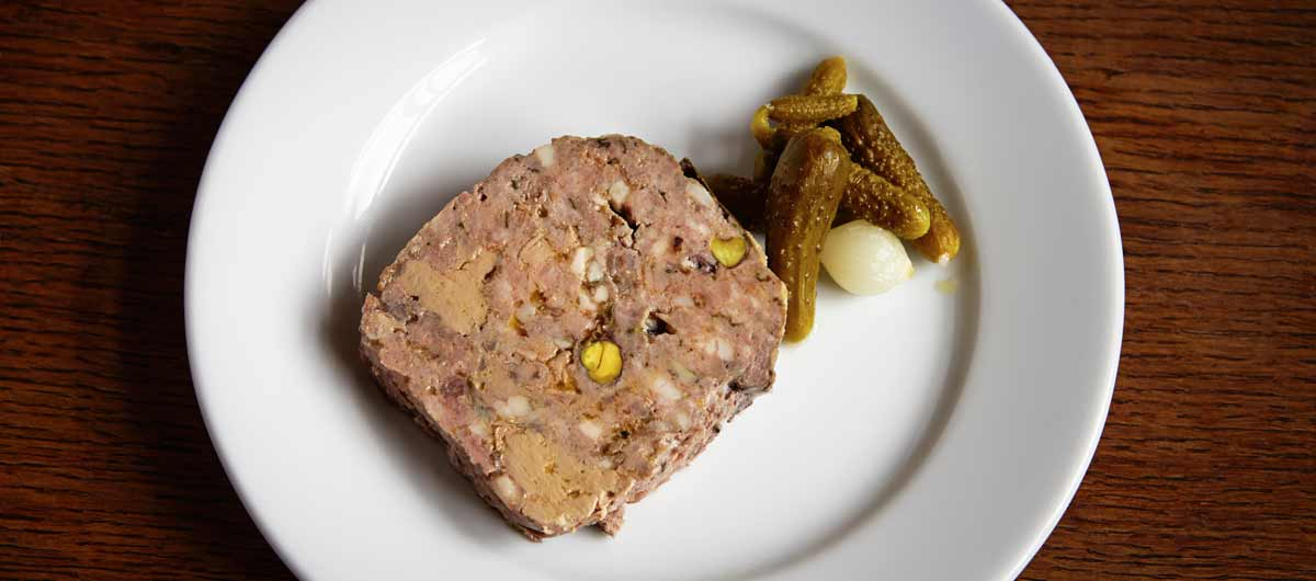 Terrine - Anchor and Hope Pub